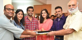 Chandini Chowdary New Film Launched